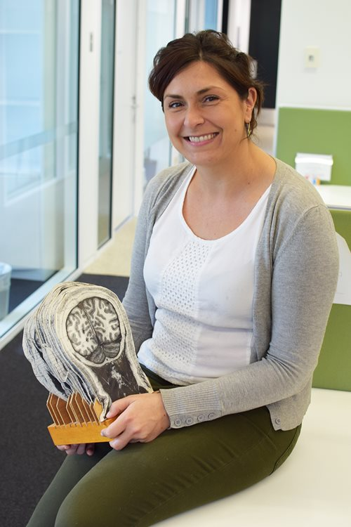 Mental health researcher Dr Kristi Griffiths from The Westmead Institute is investigating new ADHD treaments