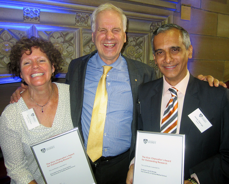 New Vice Chancellor S Award For Outstanding Research Goes To